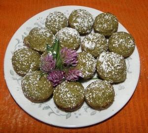 Gluten Free Red Clover Muffins