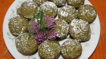 Gluten Free Red Clover Muffin Recipe