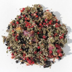 Colonial Tea, New Hampshire; Herbal Tea Blend